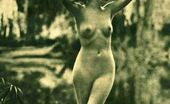 Vintage Classic Porn Vintage Large Boobs Outside Chicks Posing Naked Pictures