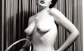Vintage Classic Porn Real Vintage Topless Sweethearts In The Fifties Are Posing