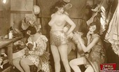 Vintage Classic Porn Several Vintage Exotic Performers In The Early Twenties