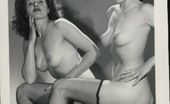 Vintage Classic Porn More Than One Vintage Girl Posing Naked In The Fourties