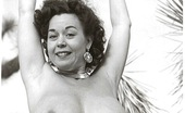 Vintage Classic Porn Classic Vintage Beauties With Large Boobs In The Fifties