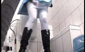 Piss Hunt Hot Photos From Spy Camera Planted In Toilet