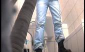 Piss Hunt Cute Girl Peeing Straight Onto Voyeur Camera