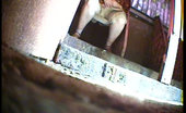 Piss Hunt Voyeur Peeps After Mature And Younger Babe In Park Toilet