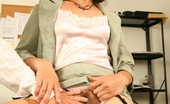 My MILF Boss Bushy Pussy Gets Slammed In This Office Fuck Fest