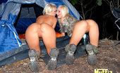 Molly's Life 2 Booty Short Teens Fuck Eachother In These Hot Outdoor Camping Pics