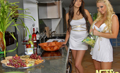 Molly's Life Nina My Greek Goddess Hot Molly And Her Friedn Get Down To Some Pussy Business