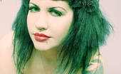 Gothic Sluts Dana Dark Coffin Cutie Pinup In Hot Lingerie