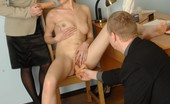 Totally Undressed Dildo And Gyno Spreader Used For A Totally Undressed Interview