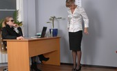 Totally Undressed Undressing Teen Babe At A Nasty Job Exam