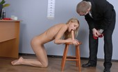 Totally Undressed Job Tryout Ends Up With Dildo DP