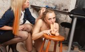 Totally Undressed Stripped Candidate Masturbates At The DPed Interview