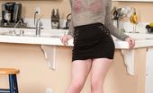 Nubiles Sadie Kennedy Flirty Girl Sadie Kennedy Lifts Her Skirt To Show Her Soft Round Ass