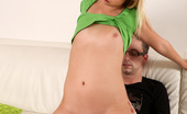 Nubiles Violette Horny Violette Gets Fucked Hard In Her Drippy Pussy