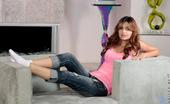 Nubiles Natasha Malkova 239229 Tempting Natasha Malkova Teasingly Shows Off Her Panties