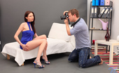 Nubiles Sasha Dii Naughty Nubile Babe Getting So Flirty With The Photographer