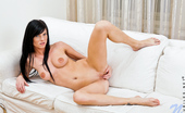 Nubiles Eileen Horny Naughty Temptress Gives Her Fuck Hole A Sweet Finger Masturbation