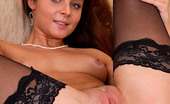 Nubiles Katia Katia Takes Off Her Thong And Spreads Her Legs Displaying Her Teen Pink