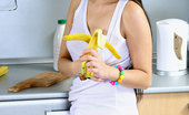 Nubiles Natalya Teen Natalya Loves Teasing You With Her Sexy Way Of Eating A Banana