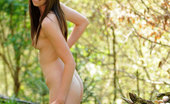 Nubiles Nella Faye 240641 Nubile Nella Faye Slips Off Her Schoolgirl Skirt Outdoors In The Forest