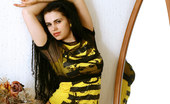 Nubiles Mirela Gorgeous Nubile Mirela Posing Her Great Body As Sweet As Honey Bee