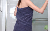 Nubiles Monica Sexxxton Monica Sexxxton Is So Tempting As She Poses With Just A Towel On Her Sexy Body