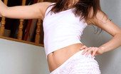 Nubiles Nadyenka Super Exciting Teen Nadyenka Gets Her Fav Tennis Racket And Red Stocking For A Steamy Picture Shoots