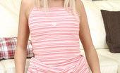 Nubiles Svetlana Cute Teen Svetlana Has Fun Teases And Flaunts Her Pink Alluring Panties