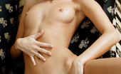 Nubiles Kalei Perky Naked Nubile Sits For A While On The Sofa But Checkout Her Fresh Teen Curves Up Close