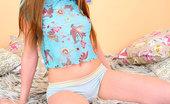 Nubiles Naney Nubile Teen Naney In Light Blue Undies Shows Her Nice Curvy Luscious Ass