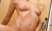Nubiles Szilvia Totally Naked Hottie Szilvia Gently Rinse Her Smooth Body And Shaves Her Tight Nubile Pussy