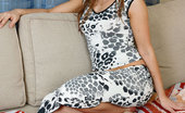 Nubiles Dora Tanned Teen Nubile Dora Displays Her Edible Tight Pussy For You