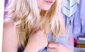 Nubiles Jess Alluring Jess Enjoys Posing Her Juicy Body Nakedly On Closet