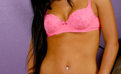 Nubiles Persia Long Haired Babe Persia Loves To Strip Off Her Clothes One By One