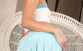 Nubiles Neela Cute Fresh Neela Showing Upskirt With Her Sweet Ass On Lovely Skirt