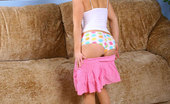 Nubiles Luckey Angelic Perfect Faced Teen With Cute Kissable Cheek Teasing Great
