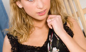Nubiles Shirley Lovely Nubile Shirley Naughtily Looking And Shows Her Cute Black Bra