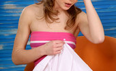 Nubiles Lola Fresh Babe Lola Absolutely Naked Showing Her Cute Big Nipples And Posing