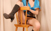 Nubiles Tricia Naughty Amateur Girl Likes Spreading Her Legs While Sitting On The Chair