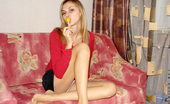 Nubiles Katrina See This Exotic Hot Babe Licking And Sucking Her Lollipop To Tease You