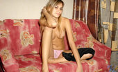 Nubiles Katrina After Stripping Down And Gets Totally Naked Katrina Gets Her Lollipop To Teased