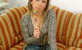 Nubiles Anita Stunning Teen Licking Lollipop And Showing Her Round Ass