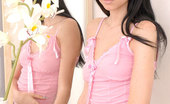 Nubiles Shannon Check Out Cute Shannon With Her Arms Squeezing Off Her Juicy Tits