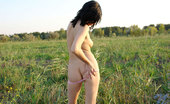 Nubiles Holly Sweet Teen Holly Reveals Her Luscious Body In The Open Field