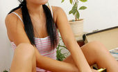 Nubiles Nikolett Sexiest Softcore Teen Slut Peels Off Her Miniskirt To Show Her Teenie Panty