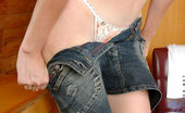 Nubiles Jana Jana Strips Off Her Skirt And Tops To Show Us How Curvy And Tasty Her Body Is