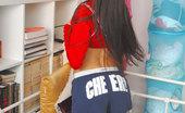 Nubiles Alexis Long Legged Fuckable Teen In Mini-Skirt Fantasizing Sex
