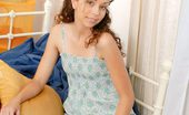 Nubiles Serena Delectable Teenie Babe Lying On Bed And Waiting For Some Nice Fun