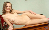 Nubiles Aimee Aimee Is A Real Hottie See Her Uncovers Her Fresh And Finest Body On Table Top