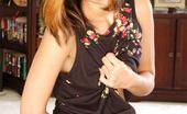 Nubiles Bobbi Smokin Hot Teen Lifts Dress And Shows Off Her Twat